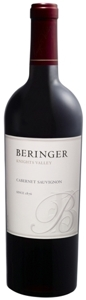Beringer Cabernet Sauvignon 2007, Knights Valley, Sonoma County Bottle