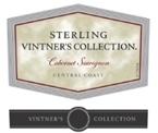 Sterling Vintner's Collection Cabernet Sauvignon 2007, Central Coast, California Bottle