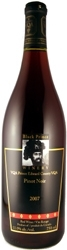 Black Prince Pinot Noir 2007, VQA Prince Edward County Bottle