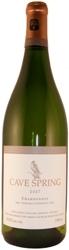 Cave Spring Cellars Chardonnay 2007, VQA Niagara Peninsula Bottle