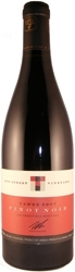 Tawse Winery Pinot Noir, 17th Street Vineyard 2007, VQA Twenty Mile Bench Bottle