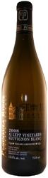 Peninsula Ridge Lepp Vineyard Sauvignon Blanc 2008, VQA Niagara Peninsula Bottle