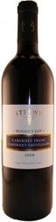 Strewn Winery Cabernet Sauvignon/Cabernet Franc 2008, VQA Ontario Bottle