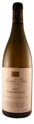 Angels Gate Chardonnay 2007, VQA Niagara Peninsula Bottle