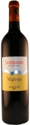 Sandbanks Waves (Red) 2007, VQA Ontario Bottle
