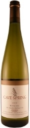Cave Spring Riesling, Estate Bottled 2008, VQA Niagara Peninsula Bottle