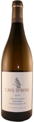 Cave Spring Chardonnay, Estate Bottled 2007, VQA Beamsville Bench Bottle