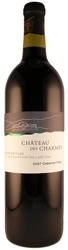 Chateau Des Charmes Cabernet Franc, Estate Bottled 2007, VQA Niagara Peninsula Bottle