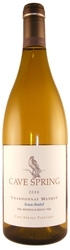 Cave Spring Chardonnay Musque 2008, VQA Beamsville Bench Bottle