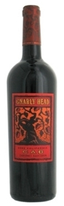Gnarly Head Cabernet Sauvignon 2007, Campo De Borja Bottle