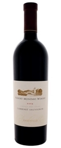 Robert Mondavi Cabernet Sauvignon 2007, Napa Valley, California Bottle
