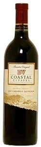 Bv Coastal Estates Cabernet Sauvignon 2007, California Bottle