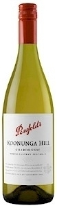 Penfolds Koonunga Hill Chardonnay 2008, South Australia Bottle