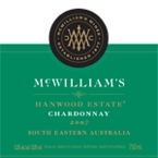 Mcwilliam's Hanwood Estate Chardonnay 2007, Southeastern Australia Bottle