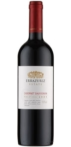 Errazuriz Estate Cabernet Sauvignon 2008 Bottle