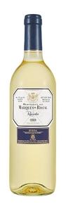 Marqués De Riscal 2009, Rueda Bottle