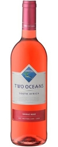 Two Oceans Shiraz Rose 2010 Bottle