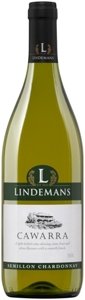 Lindemans Cawarra Semillon/Chardonnay 2010, South Eastern Australia Bottle