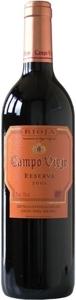 Campo Viejo Reserva 2005, Rioja Bottle