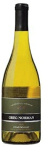 Greg Norman California Estates Chardonnay 2008, Santa Barbara County Bottle