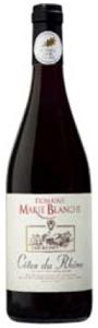 Domaine Marie Blanche Côtes Du Rhône 2008, Ac Bottle
