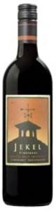 Jekel Cabernet Sauvignon 2007, Arroyo Secco, Monterey County Bottle