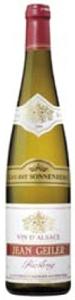 Jean Geiler Lieu Dit Sonnenburg Riesling 2008, Ac Alsace Bottle