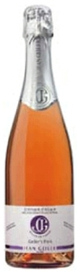Jean Geiler Rosé Brut Crémant D'alsace, Ac Bottle