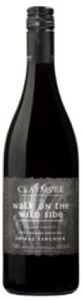 Claymore Walk On The Wild Side Shiraz 2007, Clare Valley Bottle