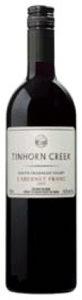 Tinhorn Cabernet Franc 2007, BC VQA Okanagan Valley Bottle