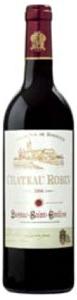 Château Robin 2006, Ac Lussac Saint émilion Bottle