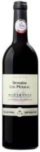 Domaine Lou Moural Minervois 2007, Ac Bottle