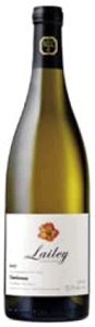Lailey Chardonnay 2007, VQA Niagara Peninsula Bottle