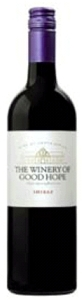 The Winery Of Good Hope Shiraz 2007, Wo Stellenbosch Bottle