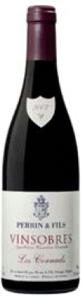 Famille Perrin Les Cornuds Vinsobres 2007 Bottle