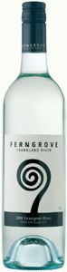 Ferngrove Sauvignon Blanc 2009, Frankland River, Western Australia Bottle