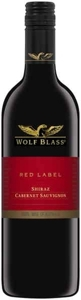 Wolf Blass Red Label Shiraz/Cabernet Sauvignon 2008, South Eastern Australia Bottle