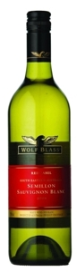 Wolf Blass Red Label Semillon/Sauvignon Blanc 2009, South Eastern Austalia Bottle