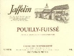 Jaffelin Pouilly Fuisse 2007 Bottle