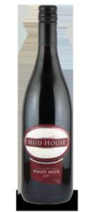 Mud House Pinot Noir 2008 Bottle