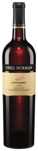 Greg Norman Zinfandel 2003 Lake County California Estates Bottle