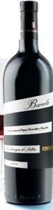 Fontanafredda Serralunga D'alba Barolo 2001, Docg Bottle