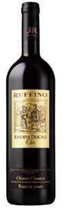 Ruffino Ducale Oro Chianti Classico Riserva 2000, Docg Bottle