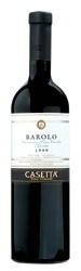 Casetta Barolo 1999 Bottle