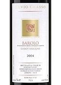 2003, Azienda Agricola Silvio Grasso, Barolo Pi Vigne Bottle