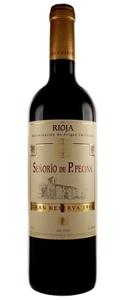 Hermanos Peciña Señorío De P. Peciña Gran Reserva 1998, Doca Rioja Bottle