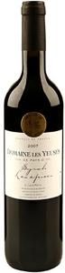 Domaine Les Yeuses Les Épices Syrah 2007, Vins De Pays D'oc Bottle