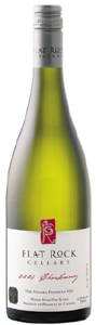 Flat Rock Cellars Chardonnay 2007, VQA Twenty Mile Bench, Niagara Peninsula Bottle