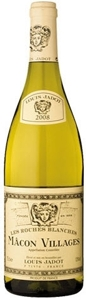 Louis Jadot Macon Villages Chardonnay 2009, Burgundy Bottle