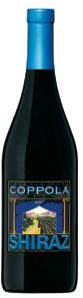 Francis Ford Coppola Presents Shiraz 2007, California Bottle